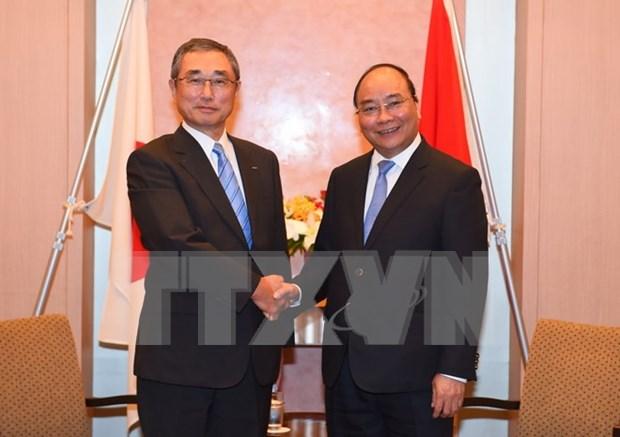 Amplia agenda de premier vietnamita en marco de la Cumbre de G7 hinh anh 1