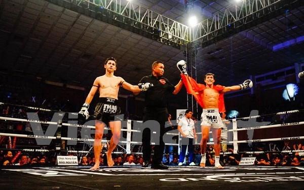 Gana Vietnam cinco medallas en campeonato mundial de boxeo tailandes hinh anh 1