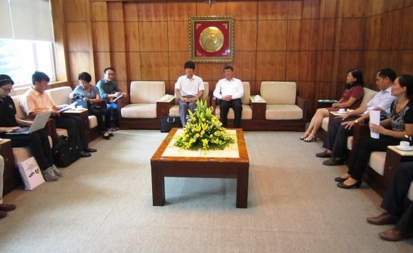 Organizacion sudcoreana ayuda a mejorar ingresos de agricultores en Cao Bang hinh anh 1