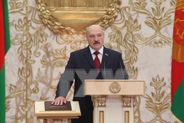 Belarus aprueba el TLC entre la Union Economica Euroasiatica y Vietnam hinh anh 1