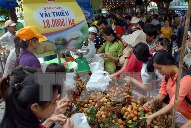 Festival de Fruta surena resalta valores agricolas de Vietnam hinh anh 1