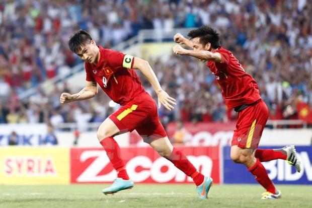 Vietnam gana 2-0 a Siria en partido amistoso de futbol hinh anh 1