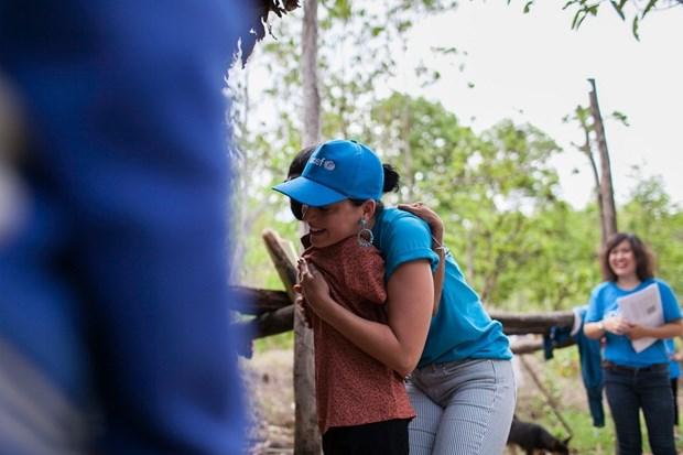 Katy Perry visita a ninos con condiciones dificiles en Vietnam hinh anh 5