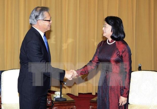 Vietnam concede importancia a los nexos con Australia hinh anh 1