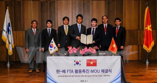 Vietnam y Sudcorea impulsan cooperacion en procesamiento alimentario hinh anh 1