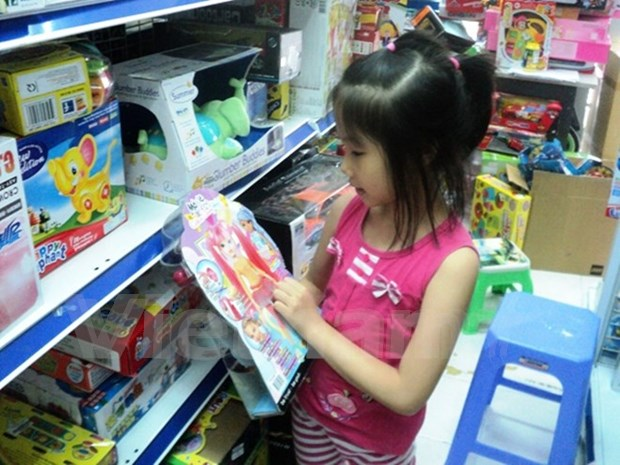 Empresas alemanas de juguetes dirige su interes a Vietnam hinh anh 1
