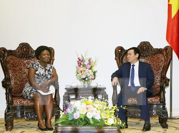 Vietnam necesita sugerencias del BM en equilibrio del presupuesto estatal hinh anh 1