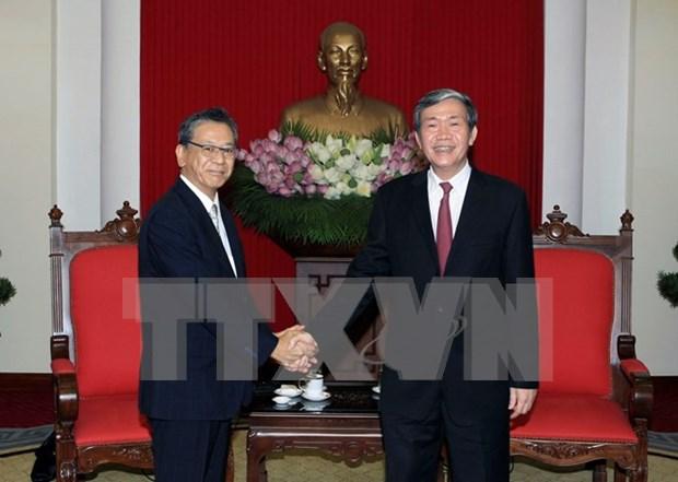 Gobierno japones concede importancia a nexos con Vietnam, dijo embajador hinh anh 1