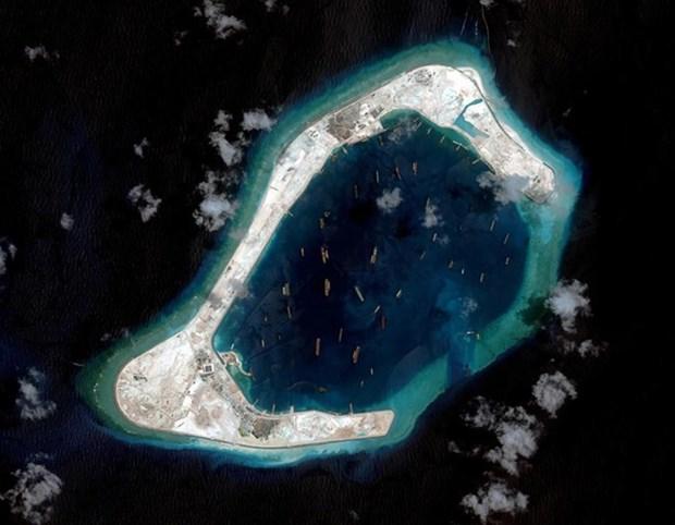 Cuestion del Mar del Este calienta Shangri – la 15 hinh anh 1
