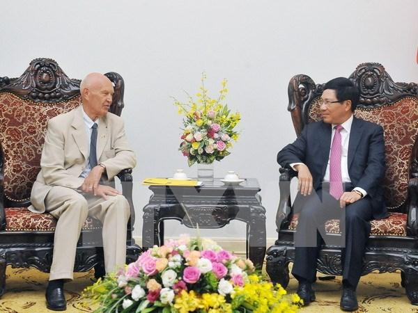 Vietnam y Suecia profundizan cooperacion multifacetica hinh anh 1