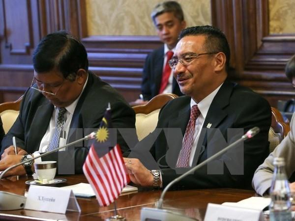 Malasia enfatiza la solidaridad de ASEAN en asunto del Mar del Este hinh anh 1
