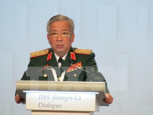 Vietnam enfatiza importancia de cooperacion para mantener seguridad regional hinh anh 1