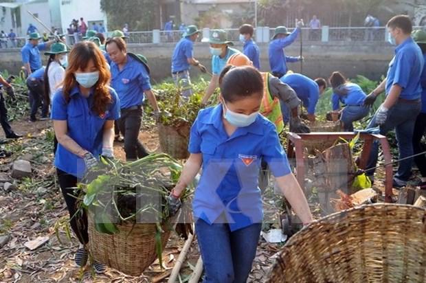 Vietnam celebra Dia Mundial del Medio Ambiente hinh anh 1