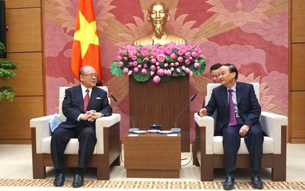Vietnam saluda desarrollo de las relaciones con Japon hinh anh 1