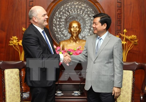 Nueva Zelanda aspira a promover cooperacion con Vietnam hinh anh 1