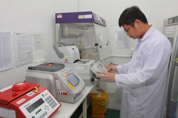 Simposio sobre enfermedades infecciosas y tropicales en Hue hinh anh 1