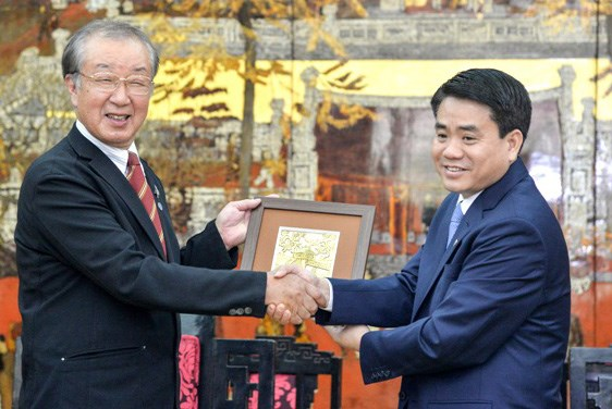 Asevera Japon apoyo a Vietnam en tratamiento de cancer hinh anh 1