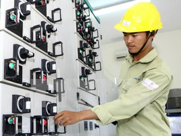 Entra en servicio planta hidroelectrica de Coc San hinh anh 1