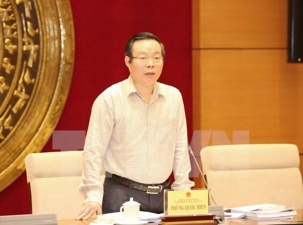 Subcomite electoral revisa resultados de las elecciones parlamentarias hinh anh 1
