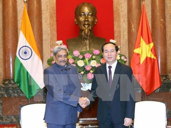 Considerada la India como amigo tradicional y socio principal de Vietnam hinh anh 1