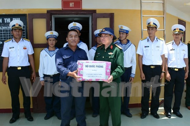 Hanoi recauda dos millones de dolares al fondo de respaldo a Truong Sa hinh anh 1