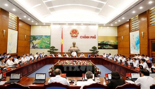 Gobierno vietnamita refuerza orden en cumplimiento de regulaciones en trabajo hinh anh 1