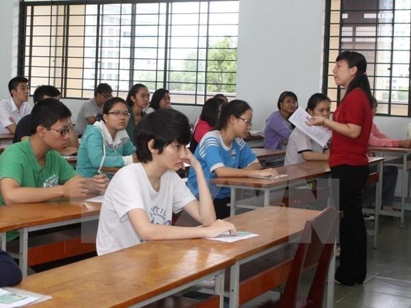 Respalda UE a ASEAN en intensificar circulacion de estudiantes hinh anh 1