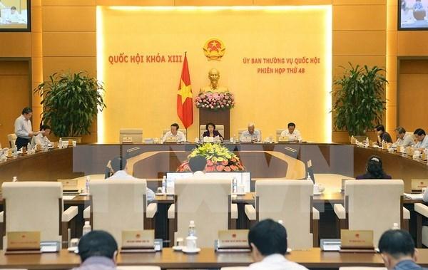 Comite Permanente de la Asamblea Nacional celebrara su 49 reunion hinh anh 1