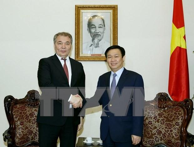 Vietnam prioriza desarrollo de asociacion estrategica integral con Rusia hinh anh 1