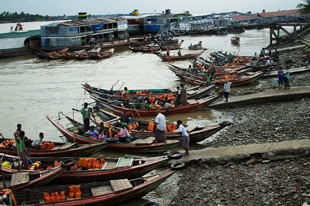 Myanmar aplaza proyecto de dique en Yangon por negativo impacto al entorno hinh anh 1