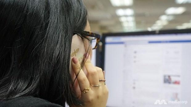 Singapur bloquea el acceso a Internet en ordenadores de oficiales hinh anh 1
