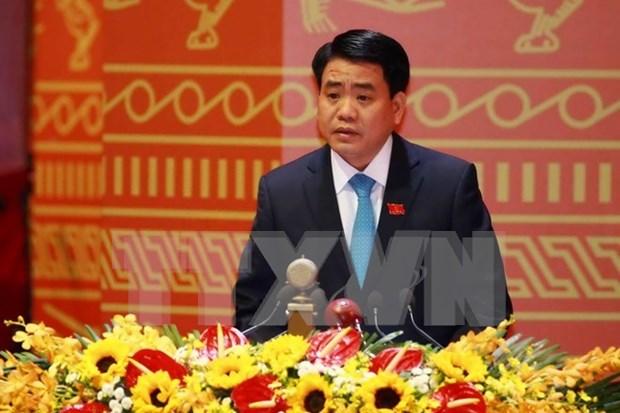 Hanoi busca fortalecer relaciones con localidades bielorrusas hinh anh 1
