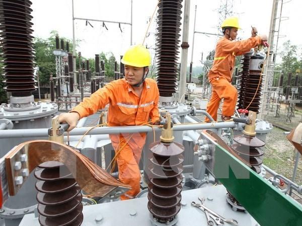 Sistema energetico de Vietnam satisface demanda en verano hinh anh 1