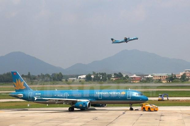 Vietnam Airlines aumenta vuelos durante temporada veraniega hinh anh 1