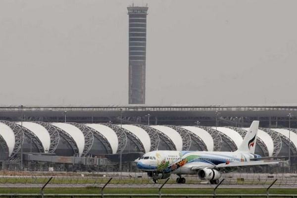 Tailandia desactiva supuesta bomba cerca del aeropuerto Suvarnabhumi hinh anh 1