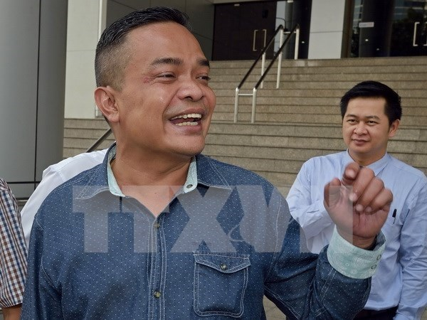 Tailandia: Lider de Camisas Rojas sentenciado dos anos de carcel hinh anh 1