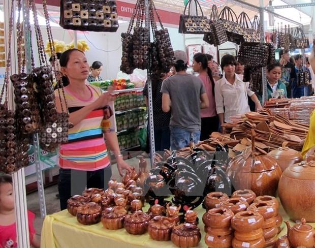 Participa Vietnam en ferias comerciales en China hinh anh 1