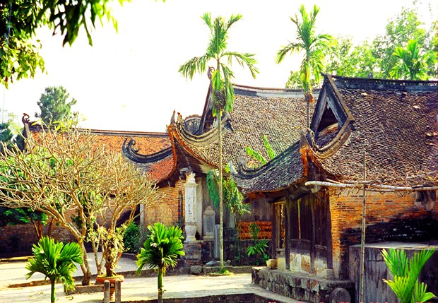 Vinh Nghiem: la perla entre antiguas pagodas de Vietnam hinh anh 1