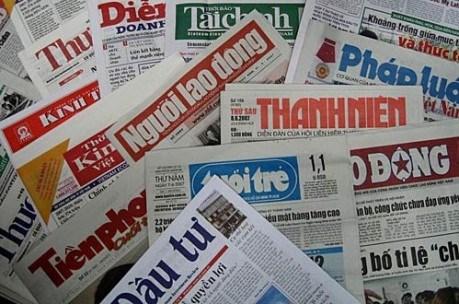 Diversas actividades en saludo al aniversario 91 de la Prensa Revolucionaria hinh anh 1