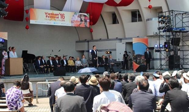 Festival cultural impulsa relaciones Vietnam - Japon hinh anh 1