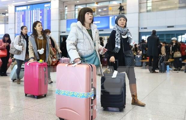 Vietnam, cuarto mayor receptor de visados para viajar a Japon hinh anh 1