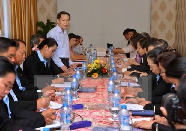 VNA y KPL por intensificar intercambio de experiencias en campo periodistico hinh anh 1