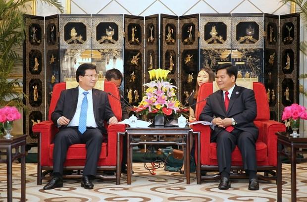 Vietnam apoya impulso de lazos entre sus provincias y Yunnan de China hinh anh 1