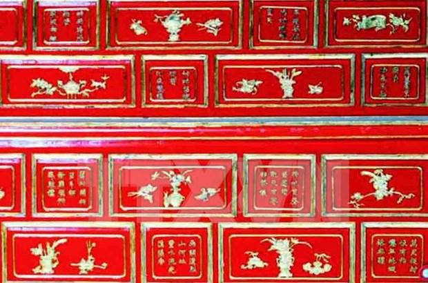 Reconocen a antiguas poesias de Hue como patrimonio documental mundial hinh anh 1