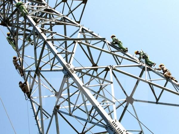 Gran inversion para transmision de electricidad en Vietnam hinh anh 1