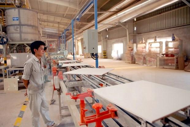 Vietnam y Cuba colaboraran en produccion de materiales de construccion hinh anh 1