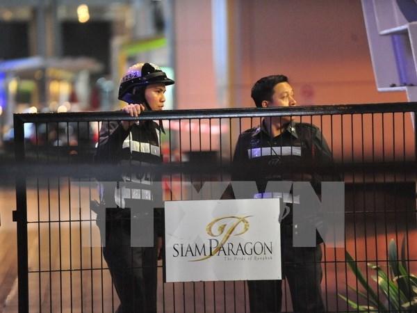Incauta policia tailandesa droga que intentaban enviar a Australia hinh anh 1