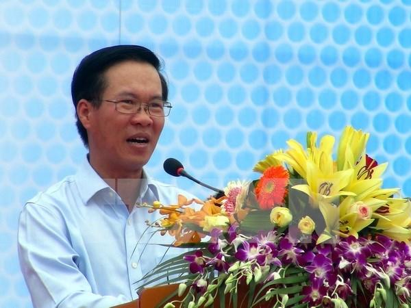 Destacan en Vietnam trabajo de los organos de prensa nacionales hinh anh 1