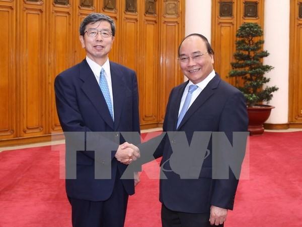 Vietnam aprecia lazos con BAD, afirma premier Nguyen Xuan Phuc hinh anh 1