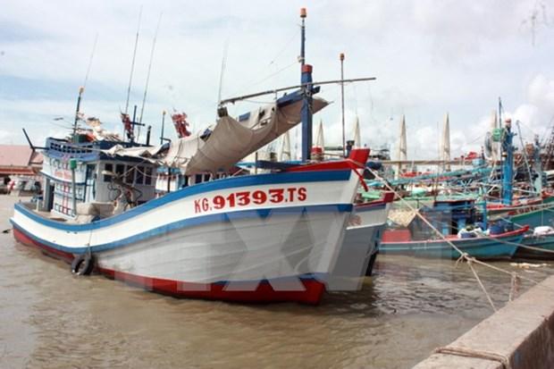 Promueven contribucion en ayuda a pescadores en region central hinh anh 1